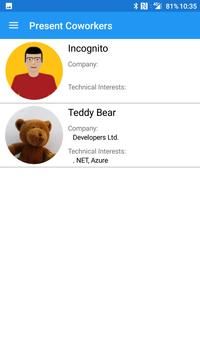 Microsoft Switzerland Co-Working apk screenshot