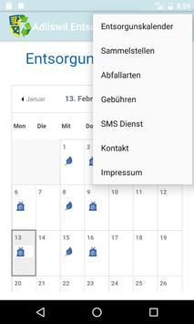 Adliswil Entsorgung screenshot 2