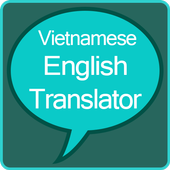 Vietnamese English Translator icon