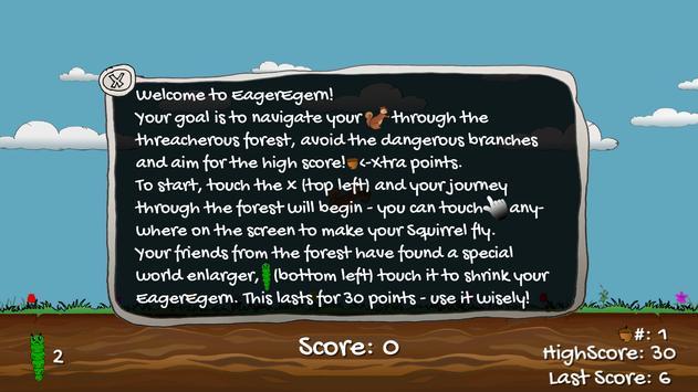 EagerEgern apk screenshot