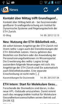 ETHZ Campus 2 screenshot 1