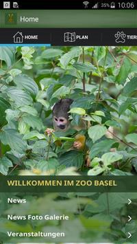 Zoo Basel poster