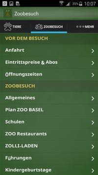 Zoo Basel screenshot 4