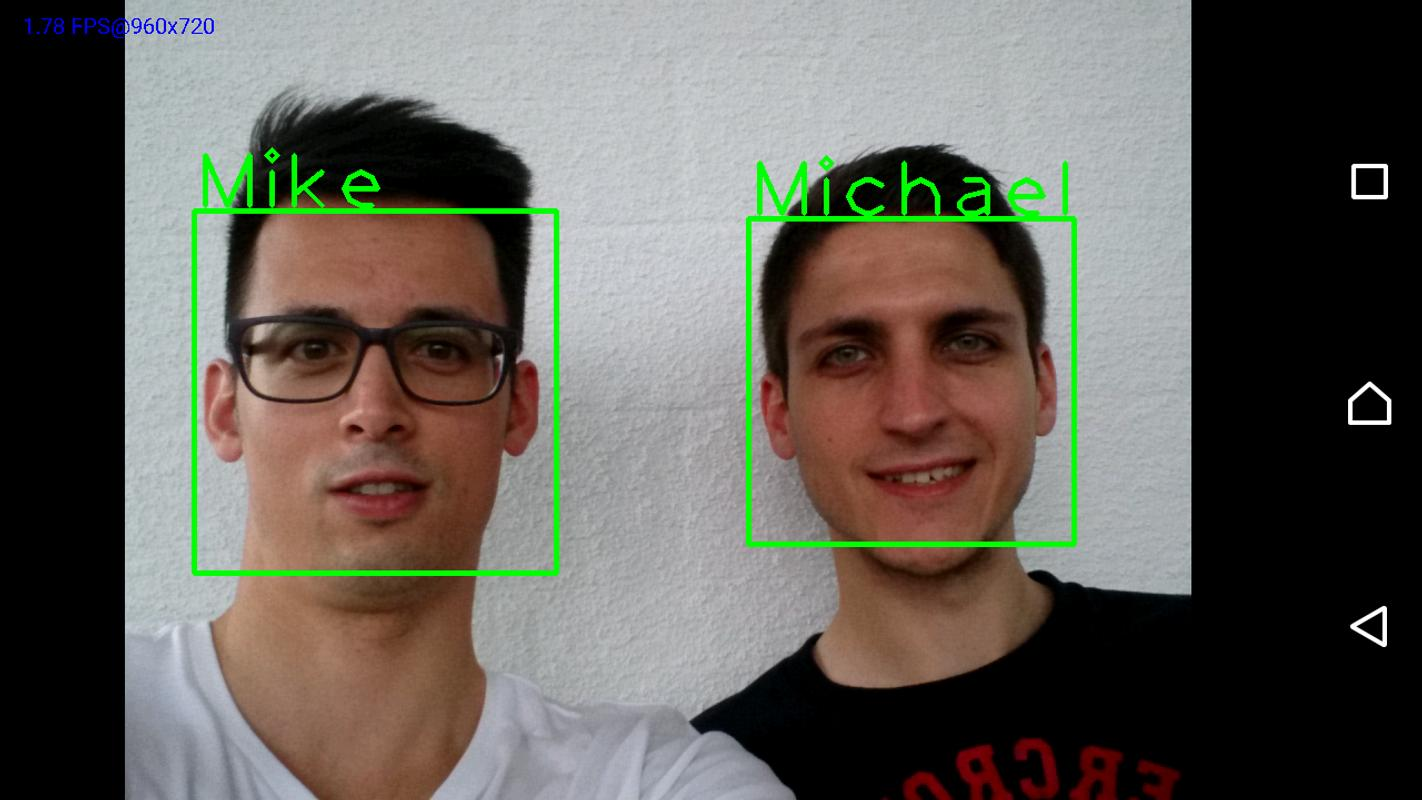 face recognition Editor's note: after this post was published, facebook provided more specific details about how their face recognition system works the following post has been.