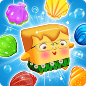 Scrubby Soap Soda icon
