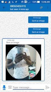 PreemChat screenshot 1