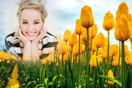 Tulip Photo Frames apk screenshot