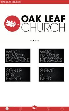 Oak Leaf Church v2 screenshot 6