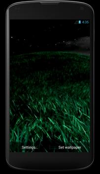 Grass Field Live Wallpaper poster
