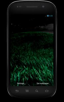 Grass Field Live Wallpaper screenshot 2