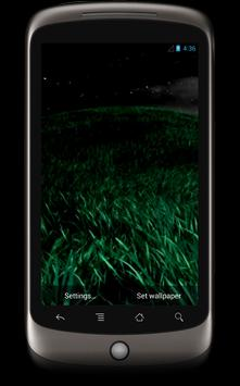 Grass Field Live Wallpaper screenshot 3