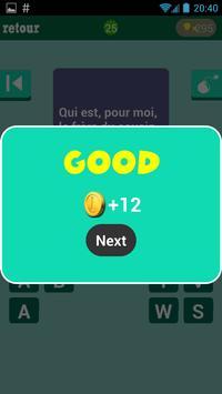 Pro des Mots Challenge screenshot 6
