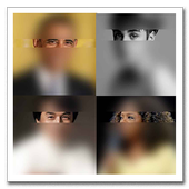 Guess Celebrity by Eyes Quize #2 Challenge icon
