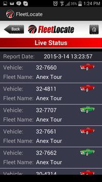 Thailand FleetLocate GPS screenshot 3