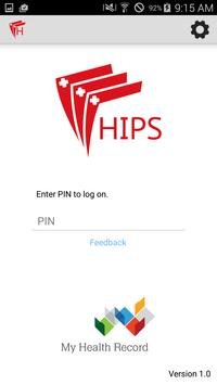HIPS Mobile apk screenshot