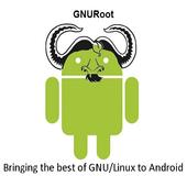 GNURoot icon