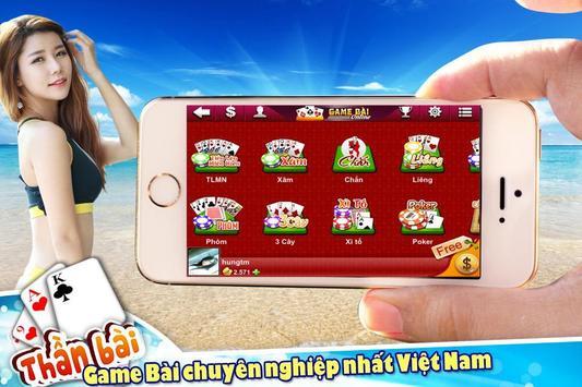 Danh Bai Online New 2015 poster