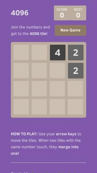 4096 The game poster