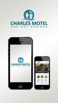 Charles Motel and Hot Springs poster