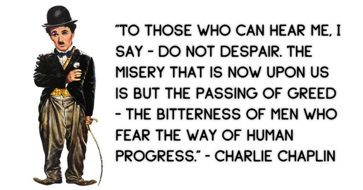Charlie Chaplin Quotes For Android Apk Download
