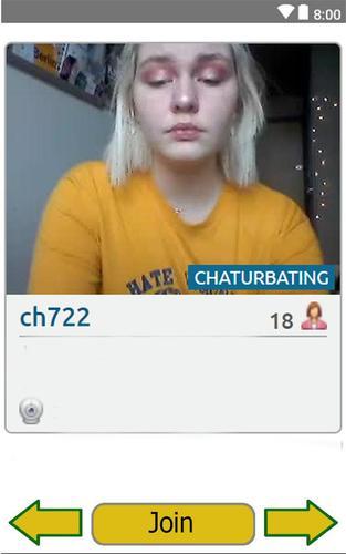 Chaturbate für Android - APK herunterladen
