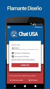 Chat USA poster
