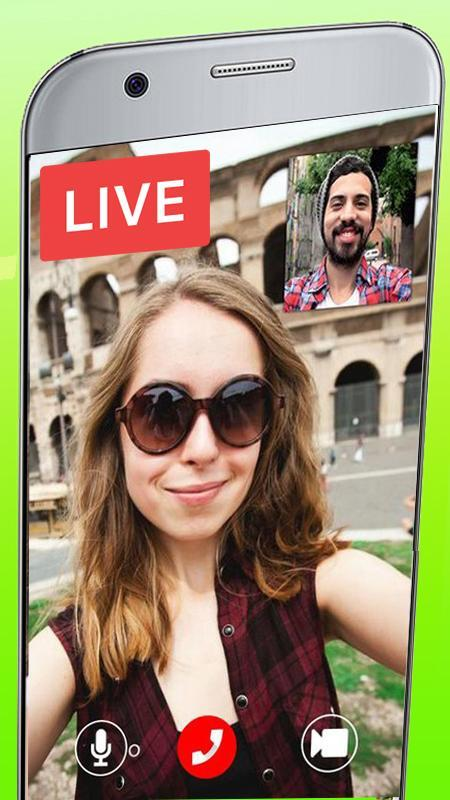guide for Call Video Chat Live talk streaming girl poster
