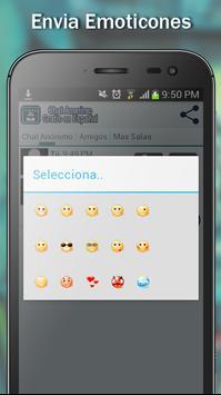 Chat Anónimo Gratis Español screenshot 3