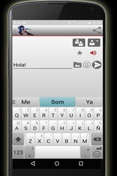 Chat anime y manga gratis screenshot 2