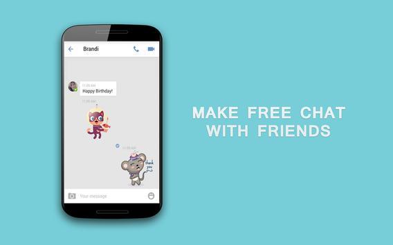 Free Phone Calls screenshot 1