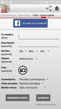 Chat Buscar Parejas Amor En Linea screenshot 2