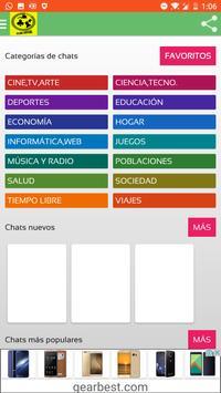 Chat: Club Social screenshot 3