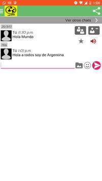 Chat: Club Social screenshot 8