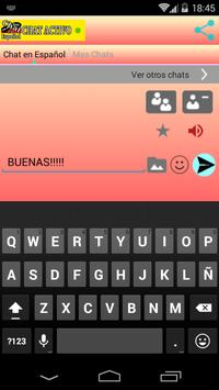 Chat en Español poster