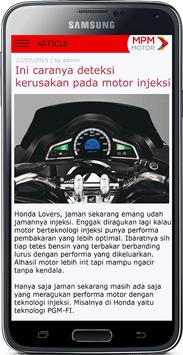 FLP Honda Jatim screenshot 2