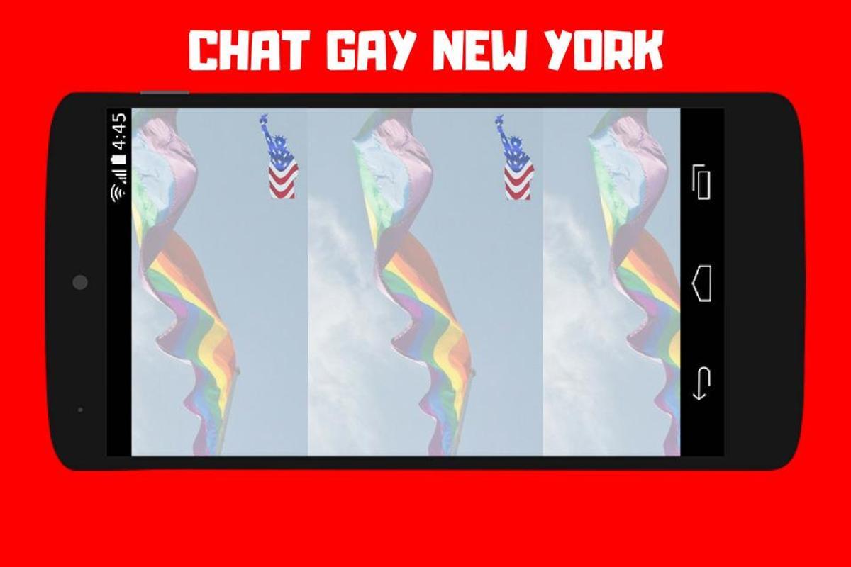 chat gay en new york