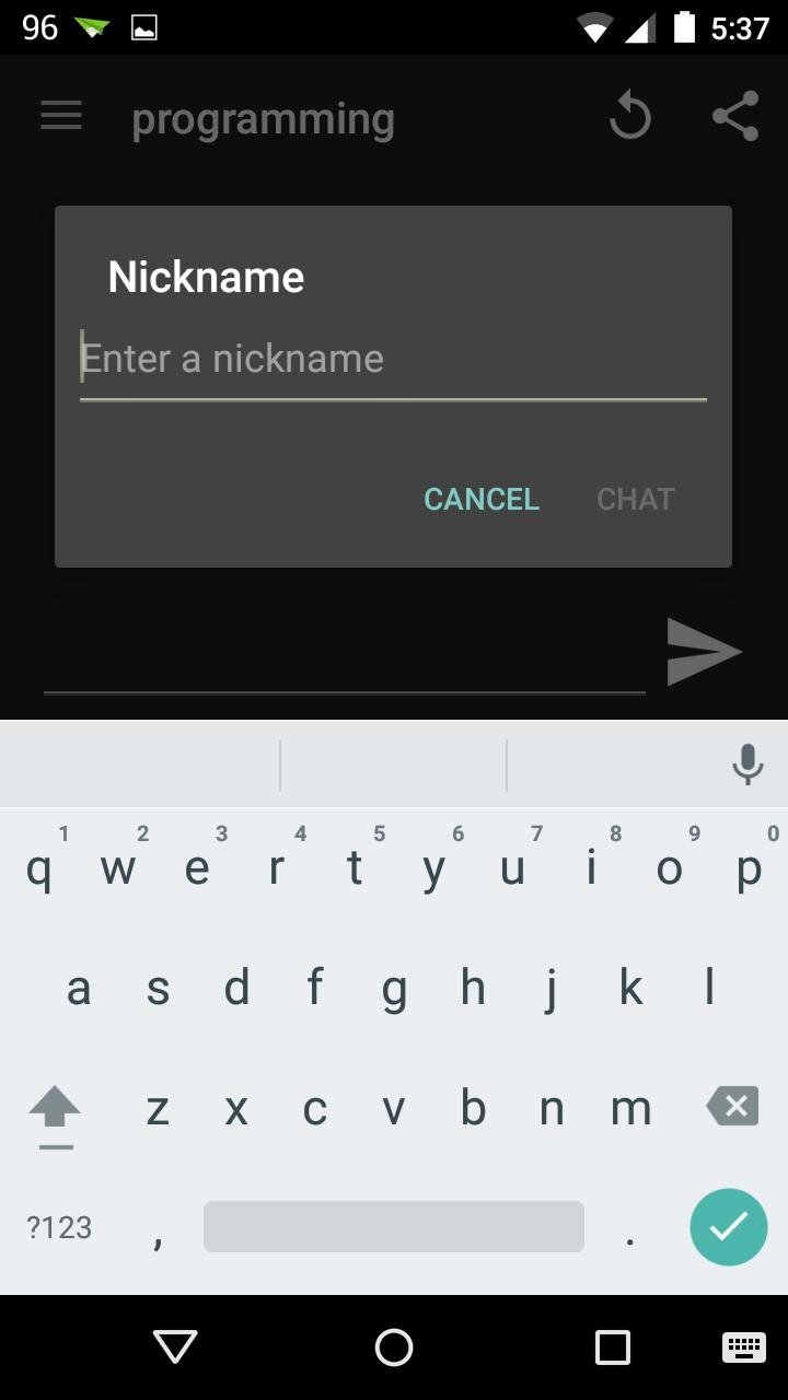 hack chat for Android - APK Download
