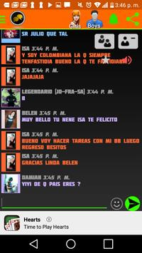 Chat Chile FM apk screenshot