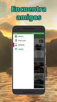 Chat Mexico screenshot 3