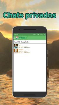 Chat Mexico screenshot 2