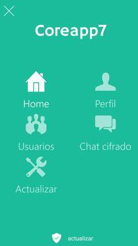 Chat  core apk screenshot