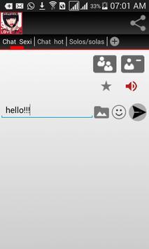 Chat Sexi screenshot 3