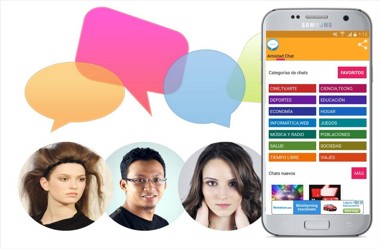 Chat Social Gratis En Linea Screenshot 4