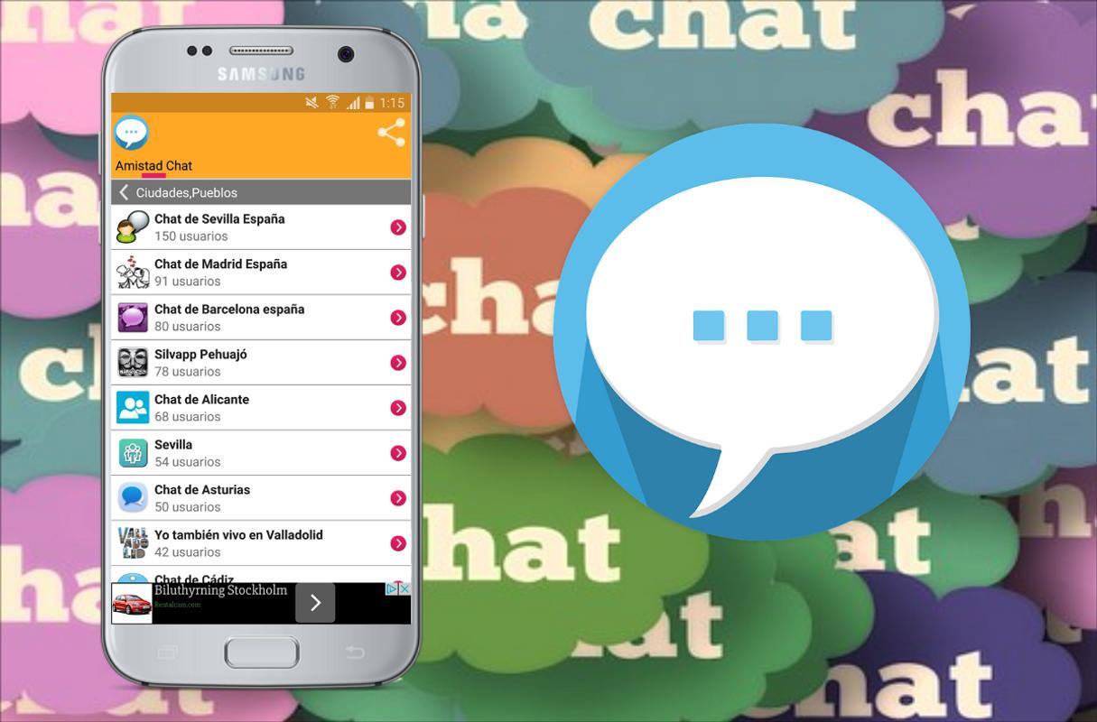 Chat Social Gratis En Linea Screenshot 2