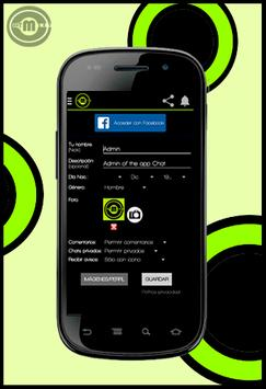 Singles near of YOU - ChatMeet apk screenshot