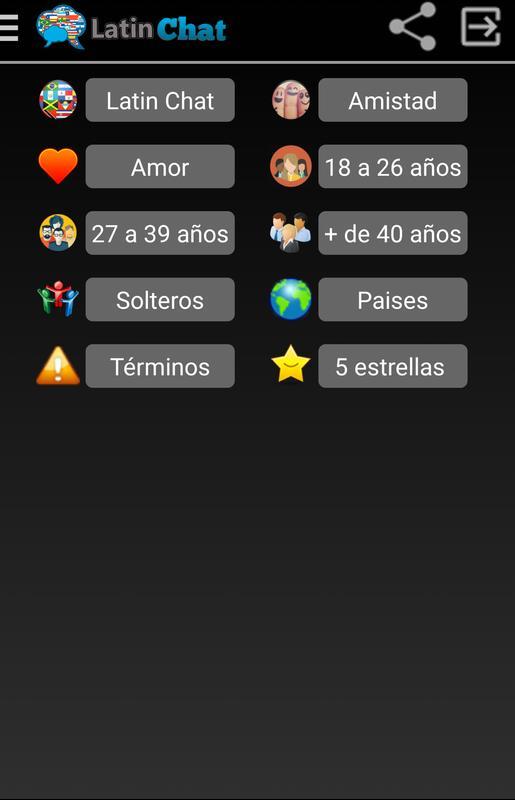 Latin american dating app