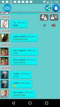 Chat hot screenshot 2