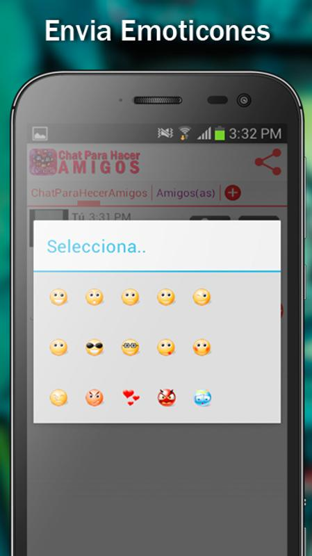 73529f6001a87 Chat Para Hacer Amigos for Android - APK Download