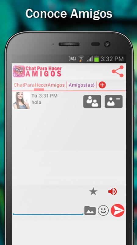 1f1c58b0ab932 Chat Para Hacer Amigos Poster Chat Para Hacer Amigos captura de pantalla 1  ...