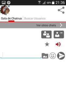 Chatrua Artigas Chat Uruguayo apk screenshot